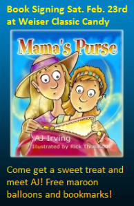 R.T. Mama's Purse Poster
