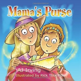 Mama's Purse cover on Hyde Park online store