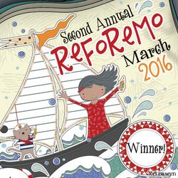 ReFoReMo winner 2016 badge
