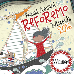 ReFoReMo winner 2016 badge